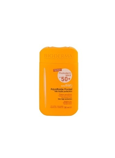 Bioderma Bioderma Photoderm Max Aquafluide Pocket SPF50+ 30ml Renksiz